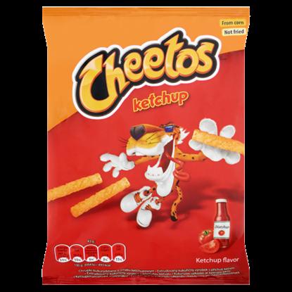 Kép Cheetos ketchup ízesítésű kukoricasnack 43 g