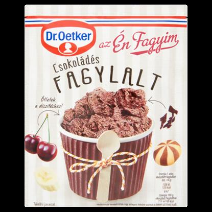 Kép Dr. Oetker csokoládés fagylaltpor 96 g
