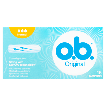 Kép o.b. Original Normal tampon 16 db