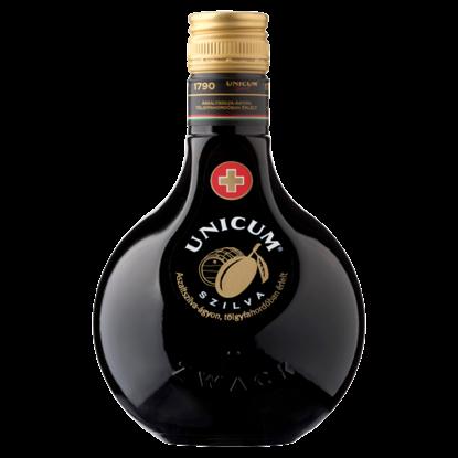 Kép Unicum Szilva gyógynövénylikőr 35% 0,5 l