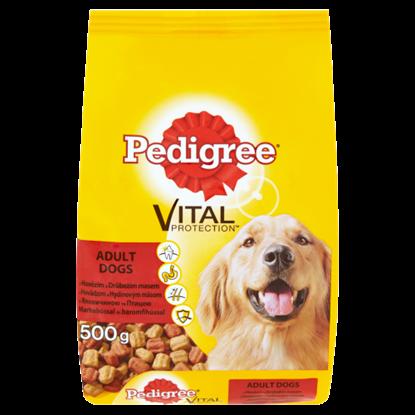 Kép Pedigree Vital Protection teljes értékű eledel felnőtt kutyáknak marha- és baromfihússal 500 g