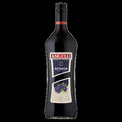 Kép Angelli áfonya ízesítésű bor 0,75 l