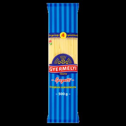 Kép Gyermelyi spagetti 4 tojásos száraztészta 500 g