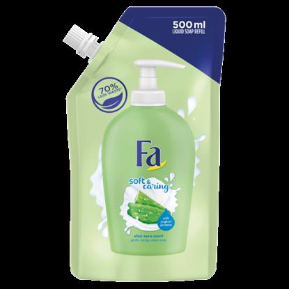 Kép Fa Soft & Caring Aloe Vera folyékony krémszappan utántöltő 500 ml