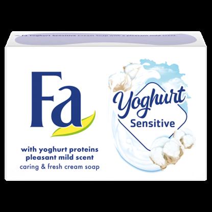Kép Fa Yoghurt Sensitive krémszappan 90 g
