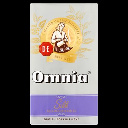 Kép Douwe Egberts Omnia Silk őrölt-pörkölt kávé 250 g