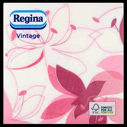 Kép Regina Vintage szalvéta 1 rétegű 33 x 33 cm 45 db
