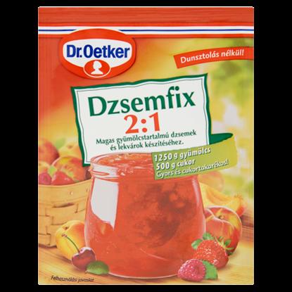 Kép Dr. Oetker dzsemfix 2:1 25 g