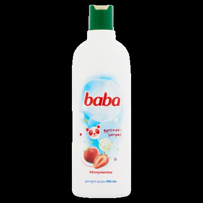 Kép Baba gyermek sampon könnymentes 400 ml