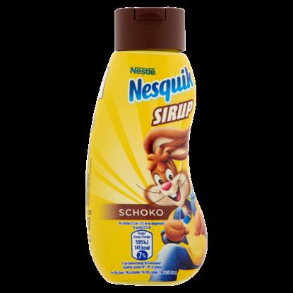 Kép Nesquik szirup zsírszegény kakaóporral 403 g