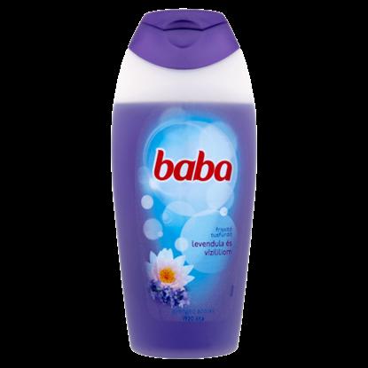 Kép Baba levendula és vízililiom frissítő tusfürdő 400 ml