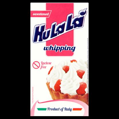 Kép HuLaLá UHT növényi zsírokból készült cukrozott habalapanyag 500 ml
