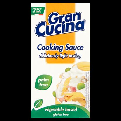 Kép Gran Cucina növényi zsírokból készült UHT főzőkrém 500 g
