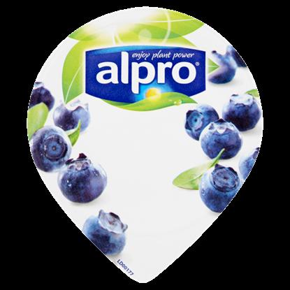 Kép Alpro kékáfonyás növényi alapú termék joghurtkultúrával 150 g