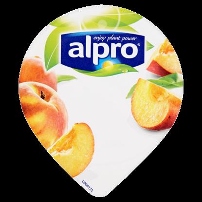 Kép Alpro őszibarackos növényi alapú termék joghurtkultúrával 150 g