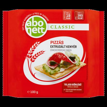 Kép Abonett Classic pizzás extrudált kenyér 100 g