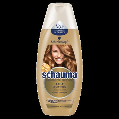 Kép Schauma Q10 sampon vékonyszálú és gyenge hajra 250 ml