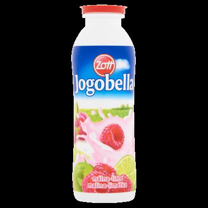 Kép Zott Jogobella málnás-lime-os ital joghurttal 250 g