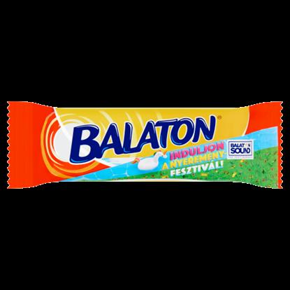 Kép Balaton kakaós étbevonómasszával mártott, kakaós krémmel töltött ostya 30 g