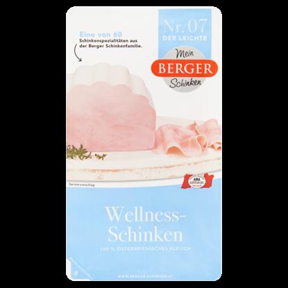 Kép Berger szeletelt wellness sonka 100 g