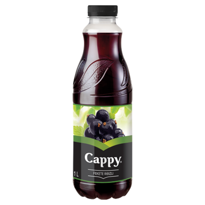 Kép Cappy feketeribizlinektár 1 l
