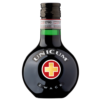Kép Unicum gyógynövénylikőr 40% 0,2 l