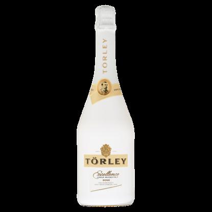 Kép Törley Excellence Sárga Muskotály édes, fehér pezsgő 0,75 l