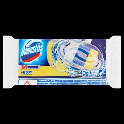 Kép DOMESTOS 3in1 Citrus WC-rúd utántöltő 40 g