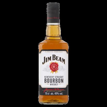 Kép Jim Beam Bourbon whiskey 40% 0,7 l