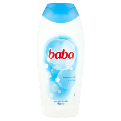 Kép Baba lanolin krémtusfürdő 400 ml