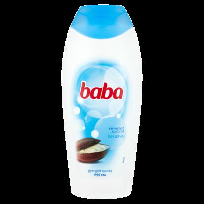 Kép Baba kakaóvaj kényeztető tusfürdő 400 ml
