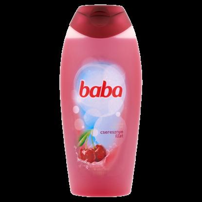Kép Baba cseresznye illatú frissítő tusfürdő 400 ml