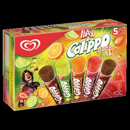 Kép Calippo Max Super Mix 5 x 105 ml