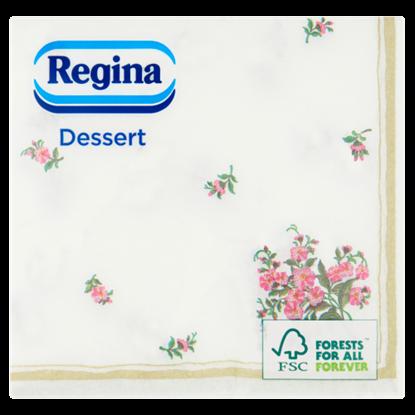 Kép Regina Dessert szalvéta 1 rétegű 25 x 25 cm 55 db