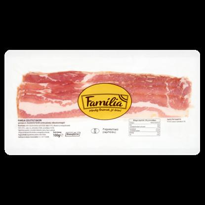 Kép FAMÍLIA szeletelt bacon 100 g