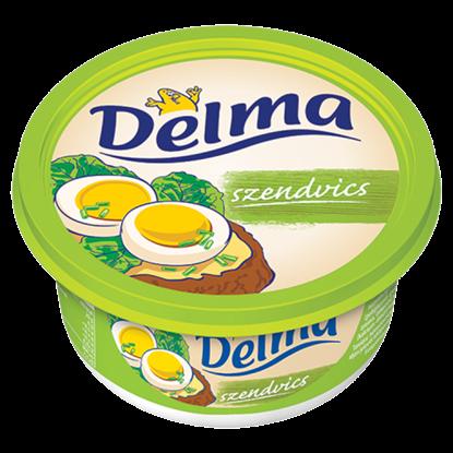 Kép Delma Szendvics csészés margarin 500 g