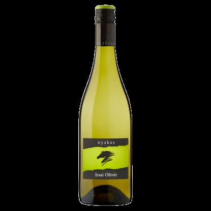 Kép Nyakas Irsai Olivér száraz fehérbor 11,5% 750 ml