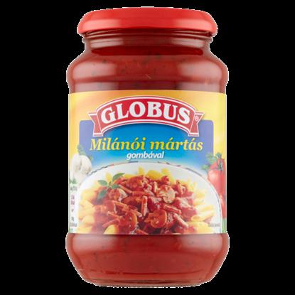Kép Globus milánói mártás gombával 400 g