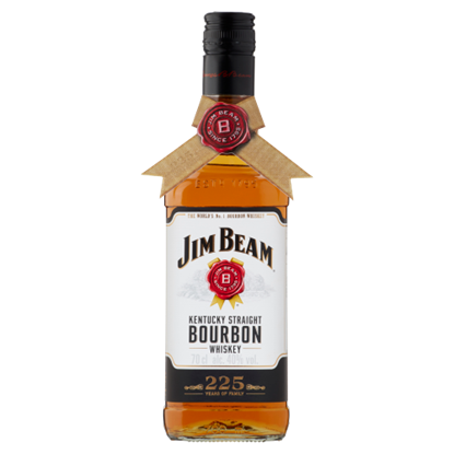 Kép Jim Beam Bourbon whiskey 40% 0,7 l