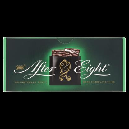 Kép After Eight étcsokoládéval mártott mentolízű fondant lapocskák 200 g
