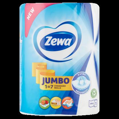 Kép Zewa Jumbo háztartási papírtörlő 2 rétegű 1 tekercs