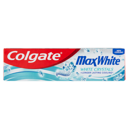 Kép Colgate MaxWhite White Crystals fogkrém 75 ml