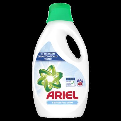 Kép Ariel Sensitive Folyékony Mosószer 2.2l, 40 Mosáshoz
