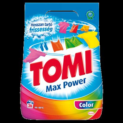 Kép Tomi Max Power Color mosószer színes textíliákhoz 36 mosás 2,34 kg