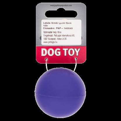 Kép Papillon tömör gumi labda kutyajáték 5 cm