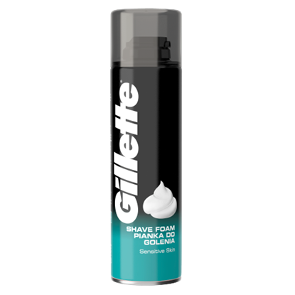 Kép Gillette Sensitive Férfi Borotvazselé 200 ml