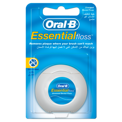 Kép Oral-B Essential Mentolos Fogselyem, 50 m