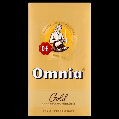 Kép Douwe Egberts Omnia Gold őrölt-pörkölt kávé 250 g
