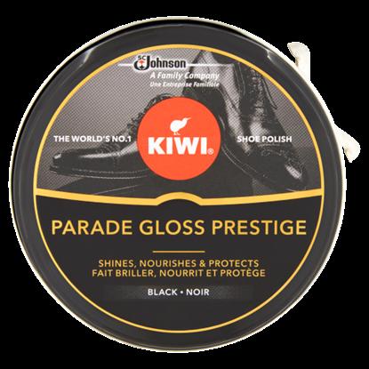 Kép Kiwi Parade Gloss Prestige fekete cipőkrém 50 ml