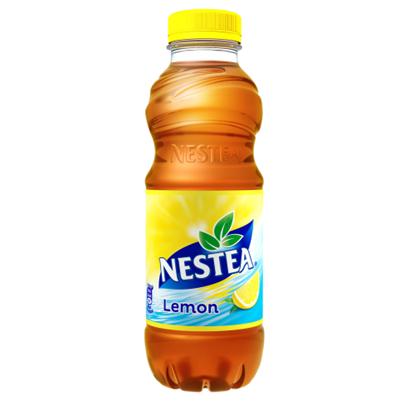 Kép Nestea citrom ízű tea üdítőital, cukrokkal és édesítőszerrel 0,5 l